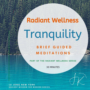 ONLINE 1-2-1 SESSION: RADIANT WELLNESS - TRANQUILITY