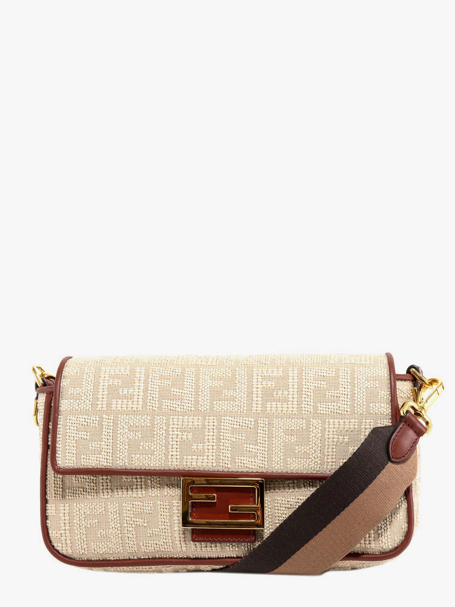 Fendi Canvases SHOULDER BAG