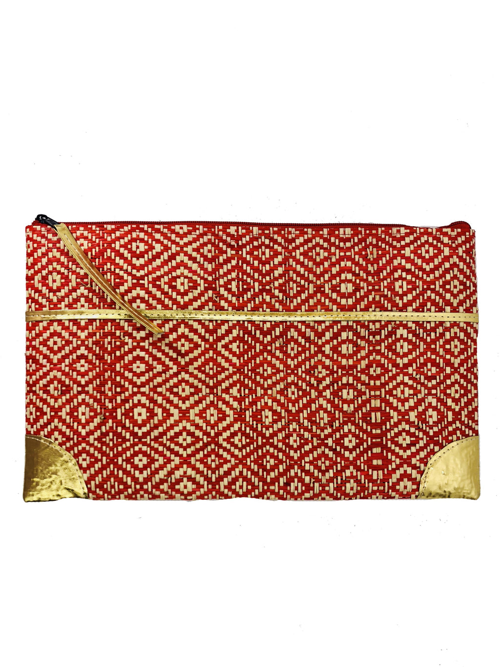 Inverness Clutch -Red