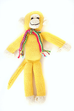 Kenana Knitters Cotton Monkeys