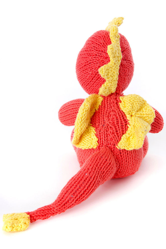 Kenana Knitters Cuddly Cotton Baby Joto Dragon