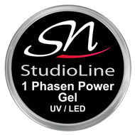 SN 1 Phasen Power Gel für Gelnägel