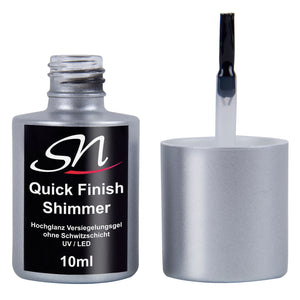 SN Quick Finish Shimmer offen