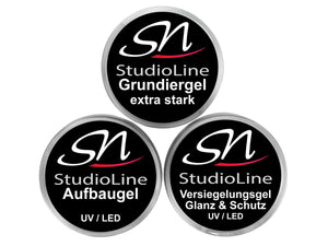 SN UV LED Gel Set StudioLine