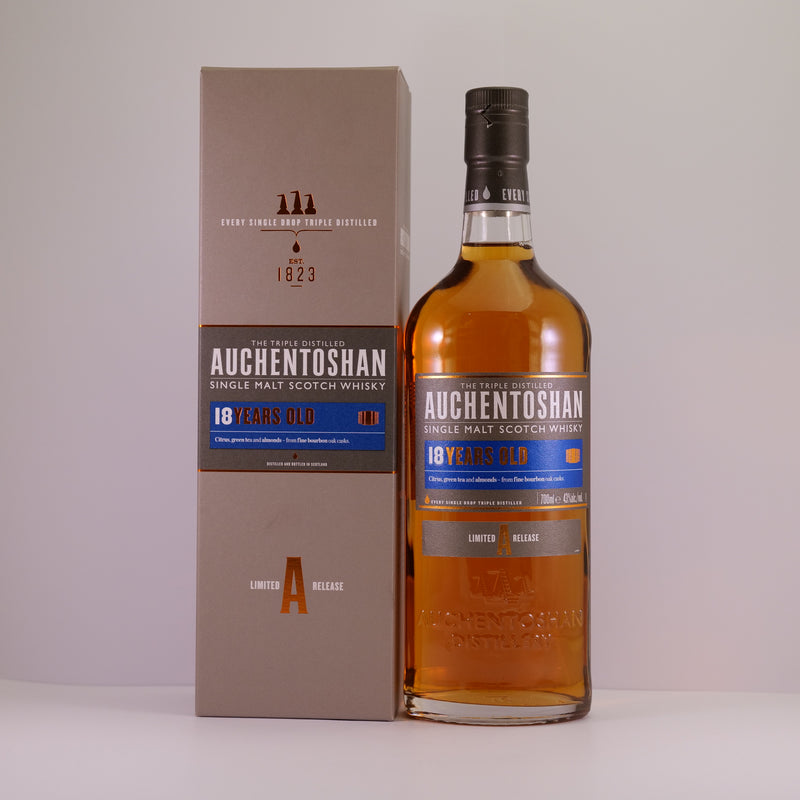 Auchentoshan 18y Single Lowland Malt 70cl