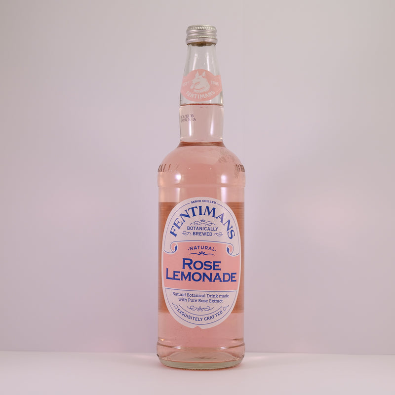 Fentimans Rose Lemonade 75cl
