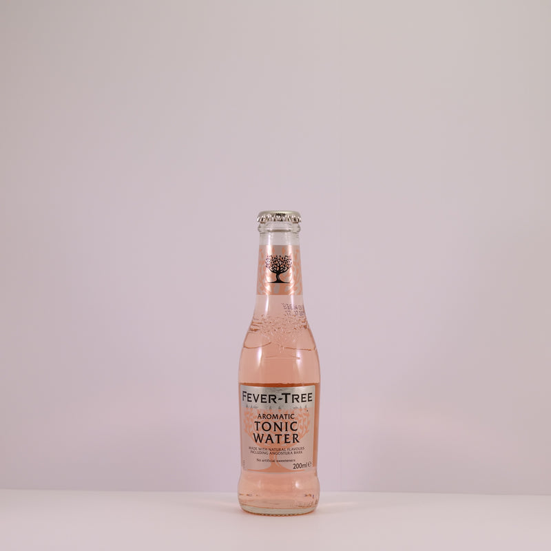 Fever Tree Aromatic Tonic 4x20cl