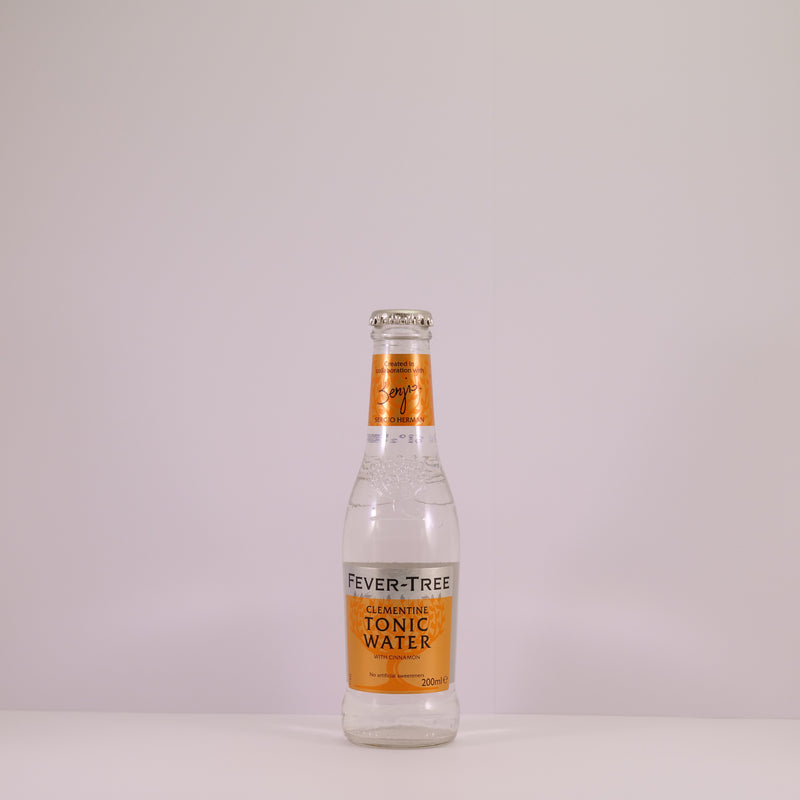 Fever Tree Clementine 4x20cl