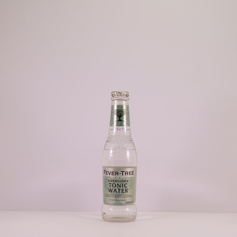 Fever Tree Elderflower 4x20cl