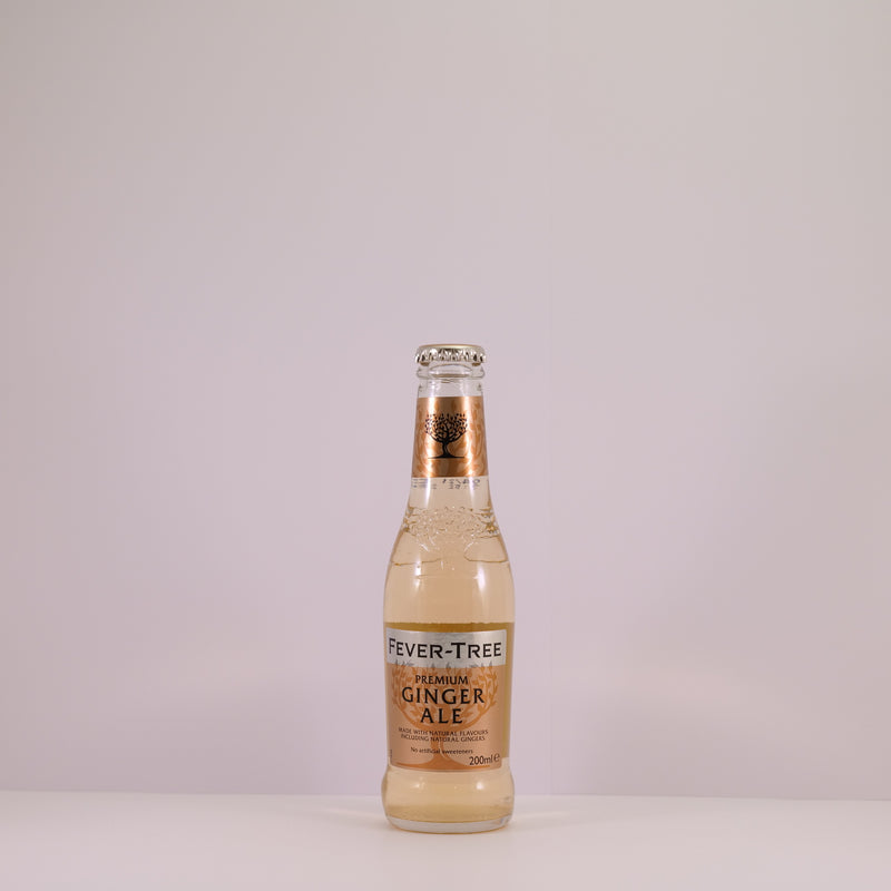 Fever Tree Ginger Ale 4x20cl