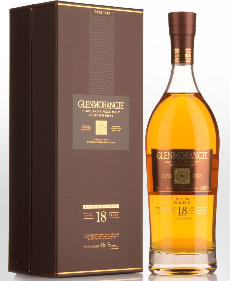 Glenmorangie Extremely Rare 18y Single Highland Malt 70cl