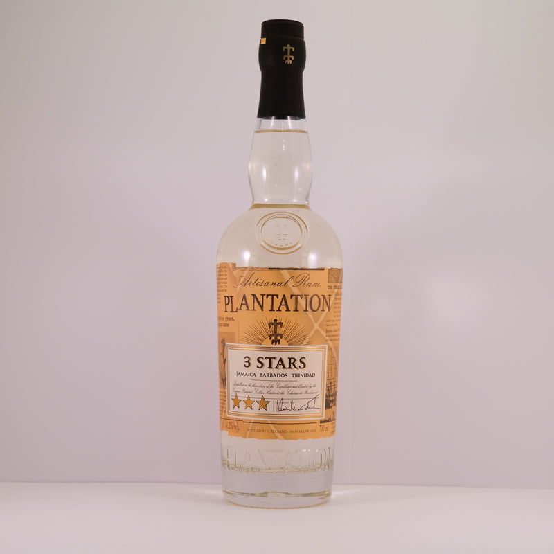 Plantation 3 Stars White 70cl