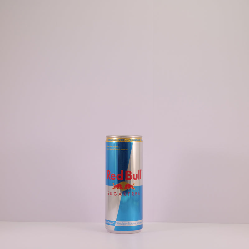Red Bull Sugarfree blik 24x25cl