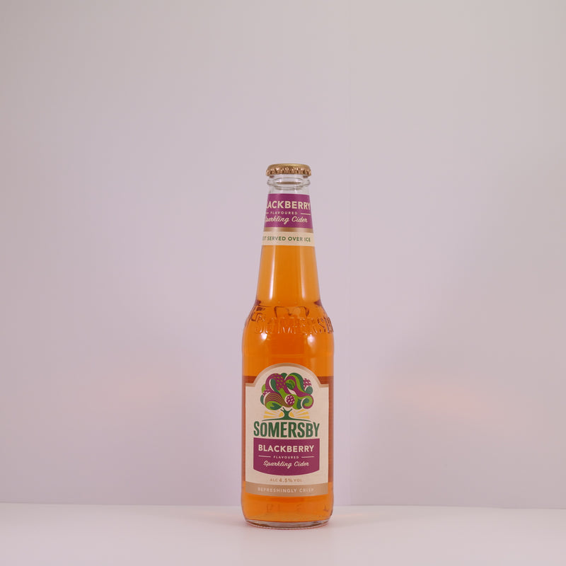Somersby Blackberry 24x33cl