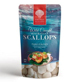 Australia Far West Scallop (Frozen)
