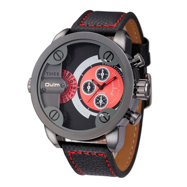 Oulm Casual Military Watch