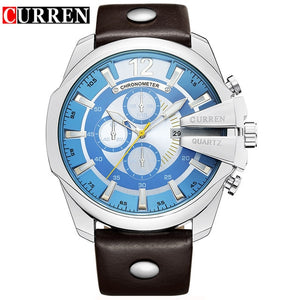 CURREN  Fashion Sports Watch