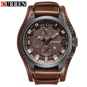 Curren Casual Military Watch