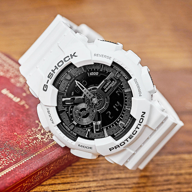 Casio G Shock Waterproof Sport Military Watch