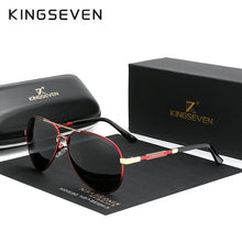 Load image into Gallery viewer, KINGSEVEN Aluminum Polarized Photochromatic Sunglasses