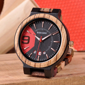 BOBO BIRD Wooden Watch