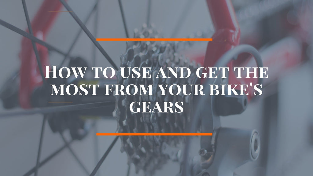 How To Use And Get The Most Out Of Your Bike's Gears