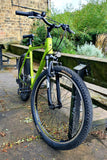Romet Rambler R6.0 Mens Mountain Bike Green - Happy Days Cycles