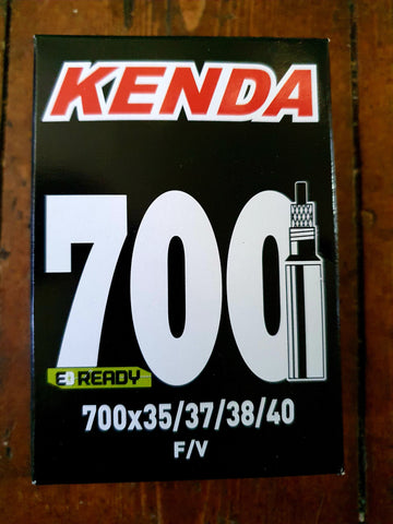 Kenda KT106B 700C x 35/37/38/40 Inner Tubes Presta Valve - Happy Days Cycles
