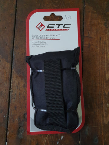 ETC 15 In 1 Multitool with Glueless Patch Kit