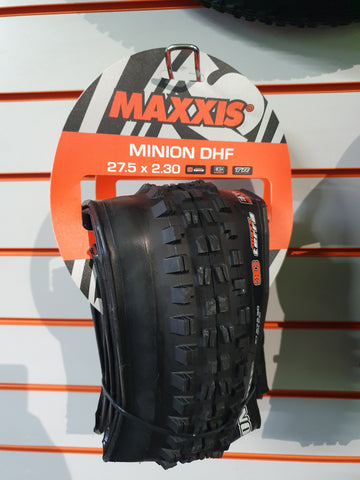 MAXXIS Minion DHF - 27.5 x 2.30 Happy Days Cycles