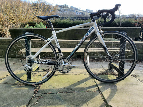 Giant Defy Road Bike Small Frame Happy Days Cycles