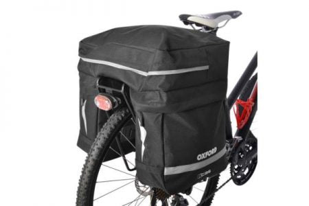 Oxford C35 Triple Pannier Bags - Happy Days Cycles