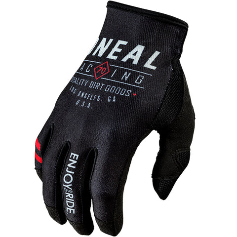 O'Neal Mayhem Glove Black/Grey Size - Large