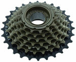 ETC Freewheel Casette 7 Speed 14-28T - Happy Days Cycles