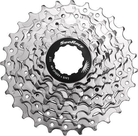 SunRace 8 Speed Cassette - Happy Days Cycles