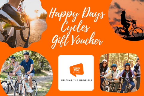 Happy Days Cycles Gift Card - Happy Days Cycles