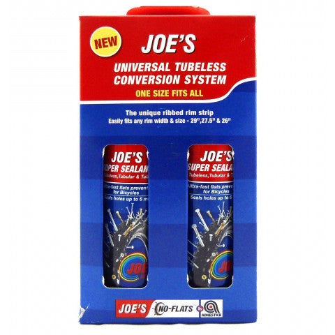 Joe's Universal Tubeless Conversion System - Happy Days Cycles