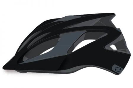 Oxford Spectre Bike Helmet Black - Happy Days Cycles