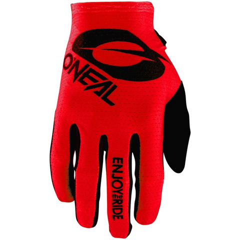 O'Neal Matrix Stacked Gloves - Red Size L