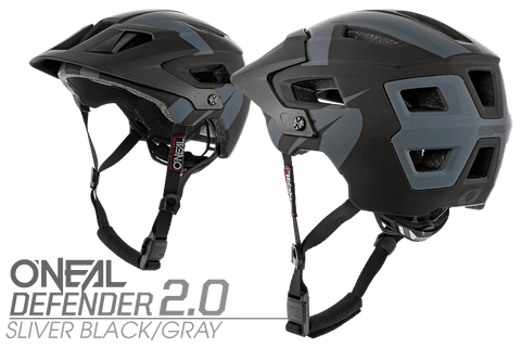 O'Neal Defender 2.0 Mountain Bike Helmet