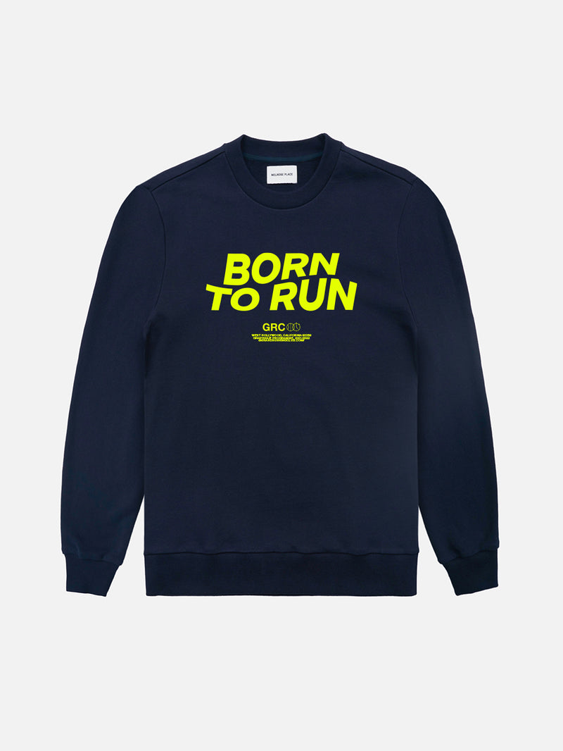 Born to Run Unisex Sweatshirt