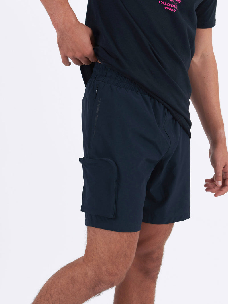 "Madrid 7"" Modern Fit Short"