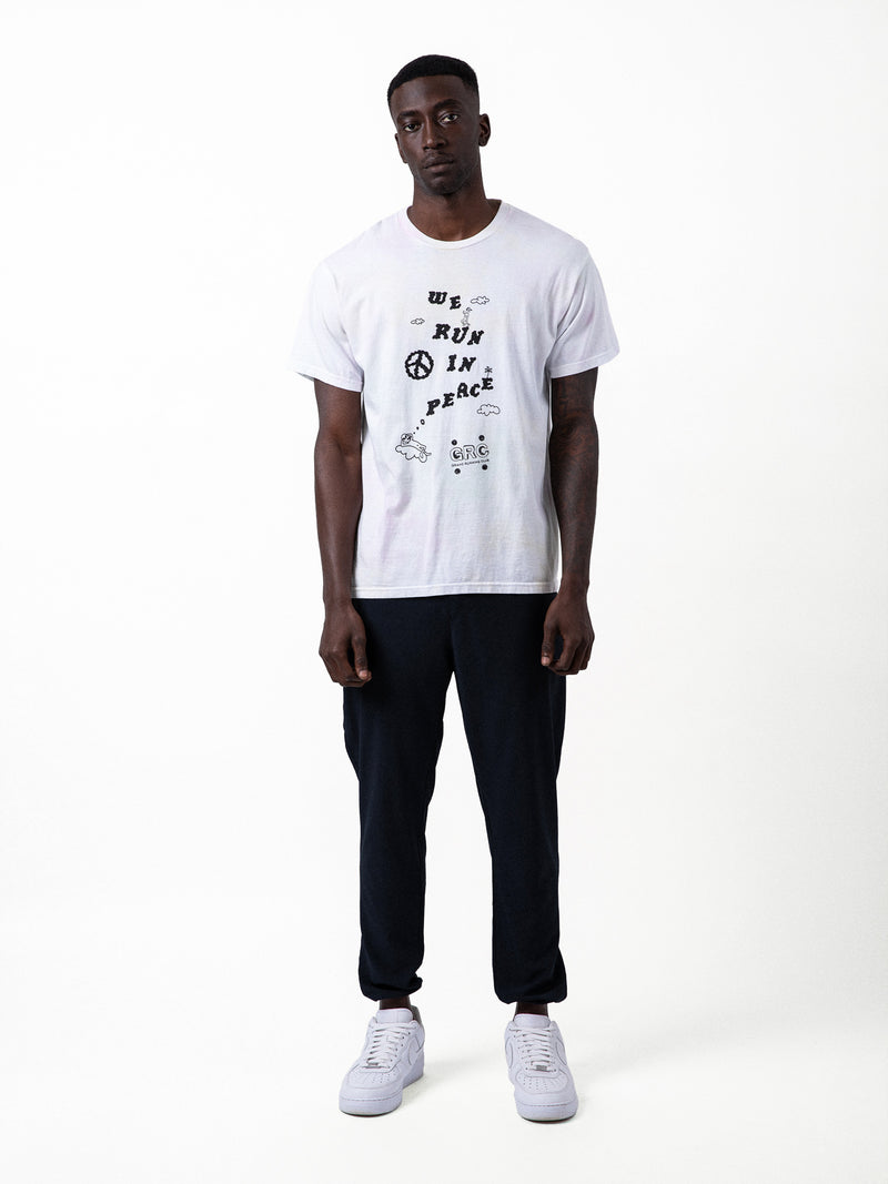Run In Peace Tee