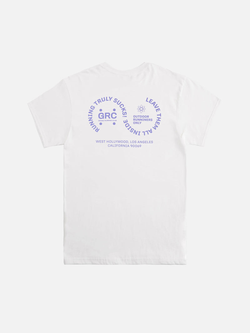 Running Sucks SS Tee