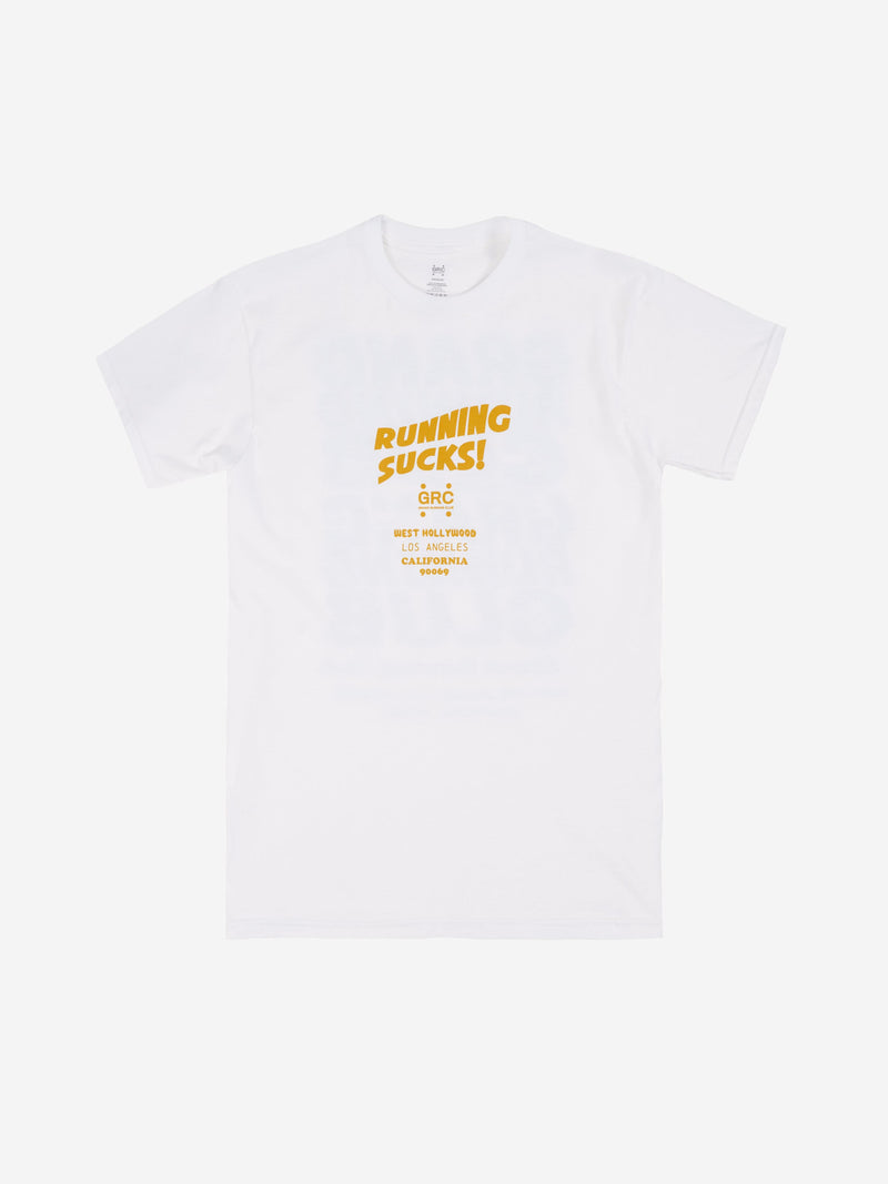 Running Sucks SS Tee 3