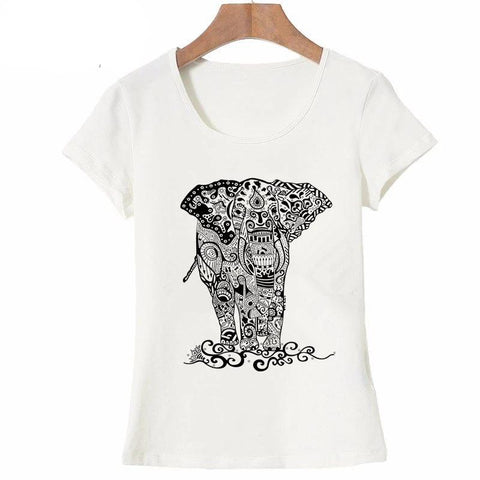 T-Shirt Éléphant <br/> Éléphantesque