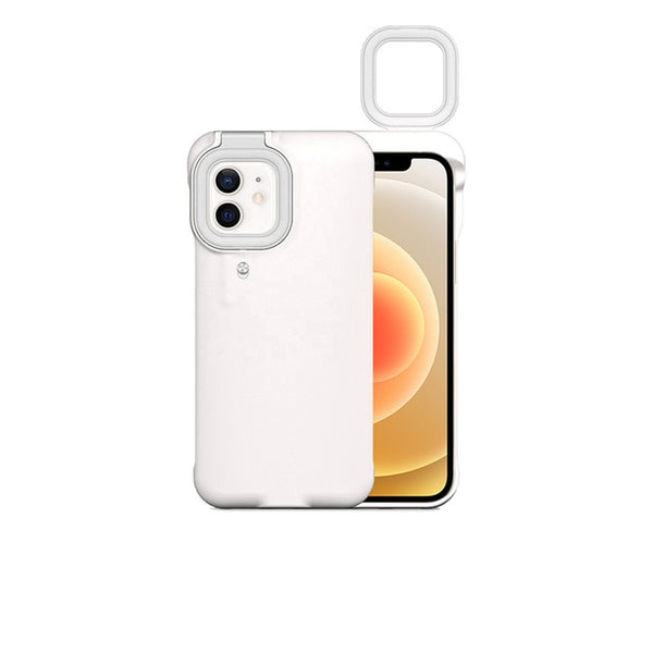 Ring Light Phone Case For iPhone - kneoncase