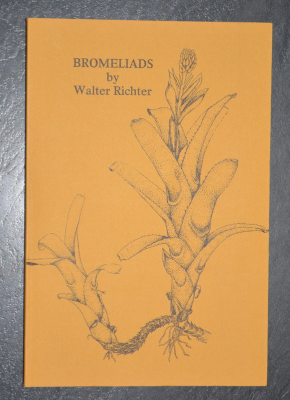 Bromeliads by Walter Richter - Andy's Air Plants