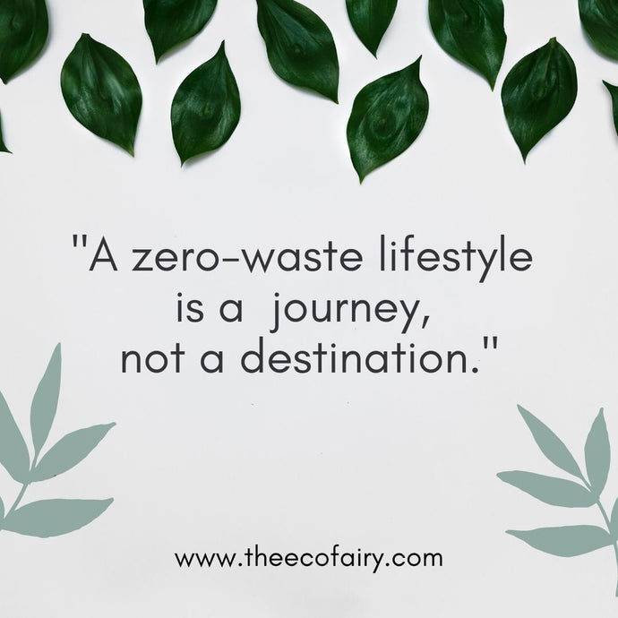Zero-Waste Living Is A Journey, Not A Destination