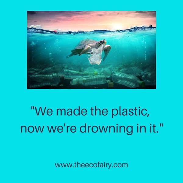 We Made the Plastic, Now We're Drowning In It